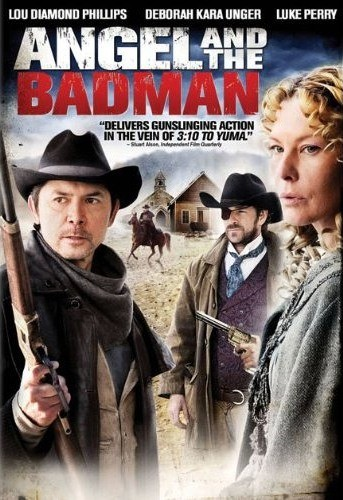 ����� � ������� - (Angel and the Bad Man)