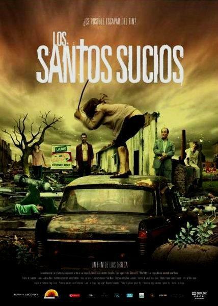 Грязные святые - (Los santos sucios)