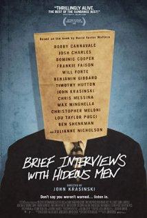 Короткие интервью с подонками - (Brief Interviews with Hideous Men)