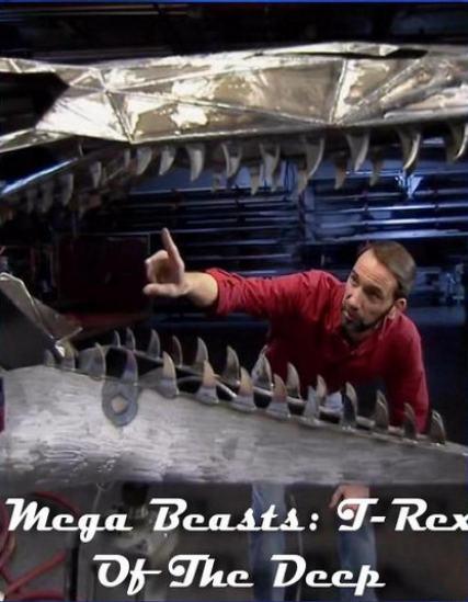 Discovery: Гигантские чудовища: Тираннозавр с глубин - (Mega Beasts: T-Rex Of The Deep)