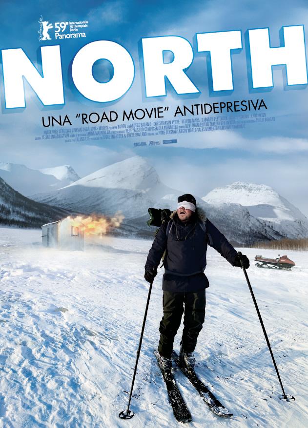 Север - (Nord.)