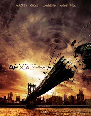 Хроника судного дня - (Quantum Apocalypse)