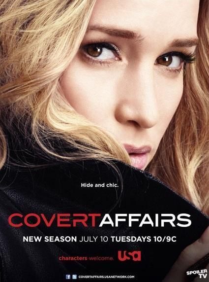 Тайные связи - (Covert Affairs)