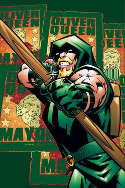������� DC: ������� ������ - (DC Showcase: Green Arrow)