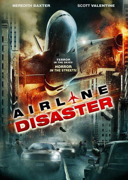 Катастрофа на авиалинии - (Airline Disaster)