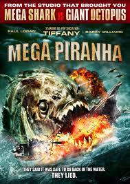 Мега пиранья - (Mega Piranha)