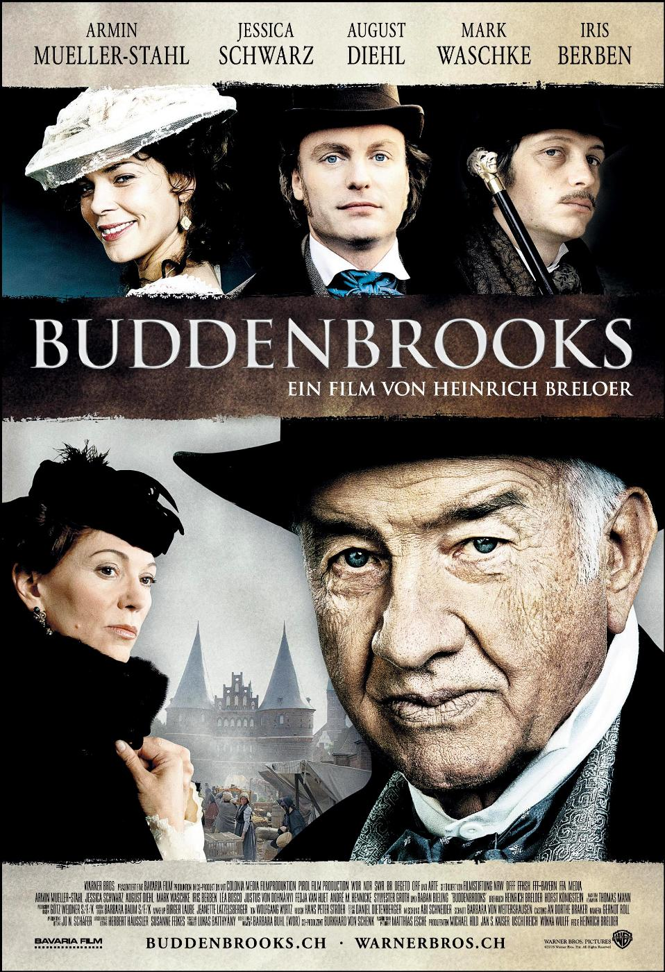 Будденброки - (Buddenbrooks)