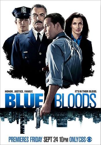 Голубая кровь - (Blue Bloods)