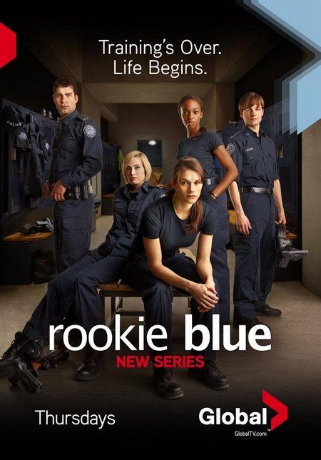 Копы-новобранцы - (Rookie Blue)