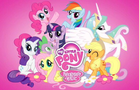 Мой маленький пони: Дружба это чудо - (My Little Pony: Friendship Is Magic)