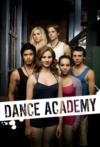 Танцевальная академия - (Dance Academy)