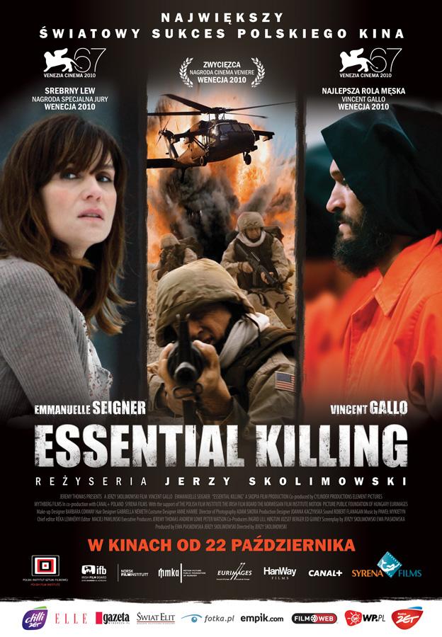 Необходимое убийство - (Essential Killing)