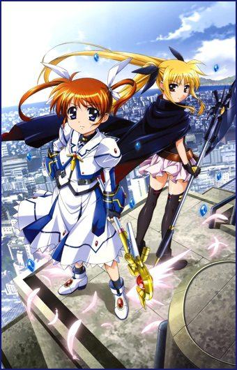 Лиричная волшебница Наноха - (Magical Girl Lyrical Nanoha The MOVIE 1st)