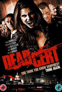 Мрачная тень - (Dead Cert)