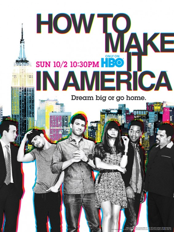 Как преуспеть в Америке - (How to Make It in America)