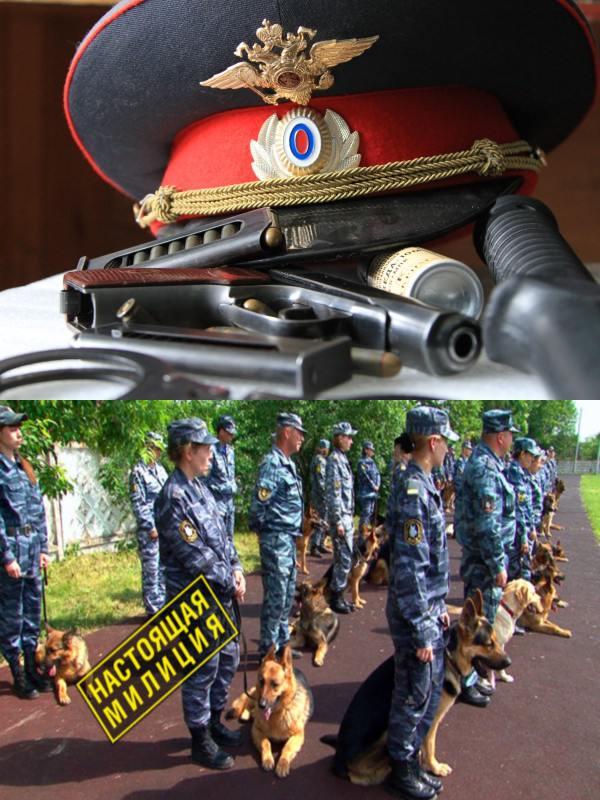 Настоящая милиция