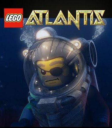 Лего: Атлантида - (Lego: Atlantis)