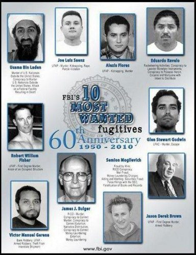 Discovery: 10 ����� ������� ������������ - (FBI's 10 Most Wanted)