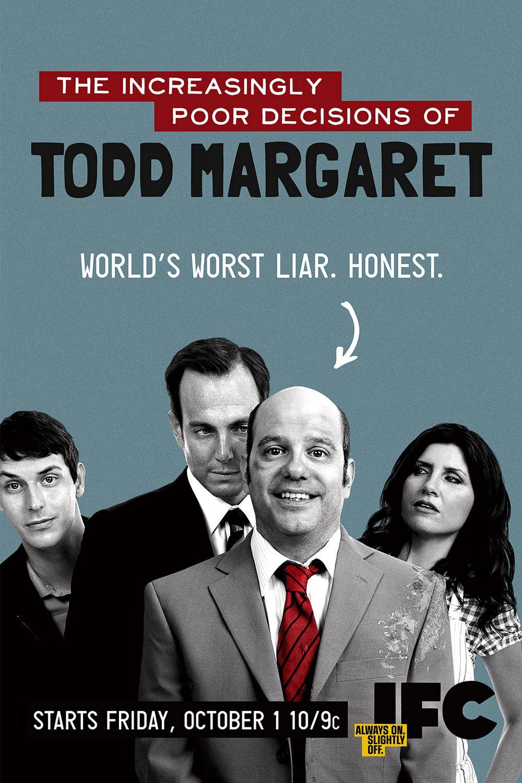 Роковые ошибки Тодда Маргарета - (The Increasingly Poor Decisions Of Todd Margaret)