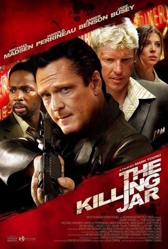 Смертельное оскорбление - (The Killing Jar)