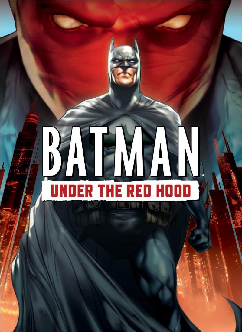 Бэтмен: Под красным колпаком - (Batman: Under The Red Hood)