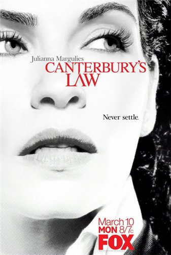 ��������������� ����� - (Canterbury's Law)