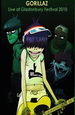 Gorillaz: Live at Glastonbury Festival