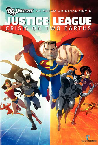 Лига Справедливости: Кризис двух Миров - (Justice League: Crisis on Two Earths)