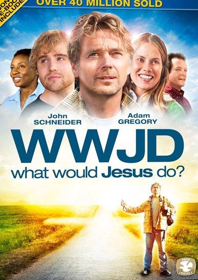 Что бы сделал Иисус? - (WWJD: What Would Jesus Do?)