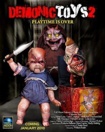 Демонические игрушки 2: Личные демоны - (Demonic Toys 2: Personal Demons)