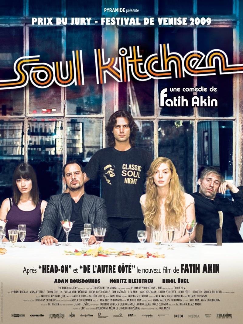 Душевная кухня - (Soul Kitchen)