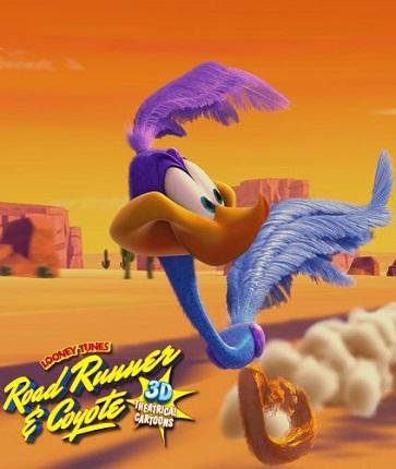Безумные мелодии: Дорожный бегун и койот - (Looney Tunes: Road Runner & Coyote Theatrical cartoons)
