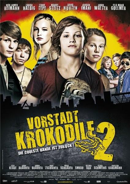Деревенские крокодилы 2 - (Vorstadtkrokodile 2)