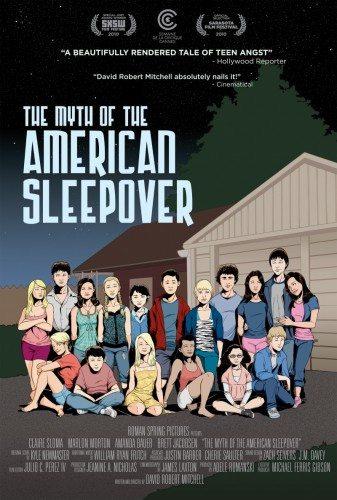 Миф об американской вечеринке - (The Myth of the American Sleepover)