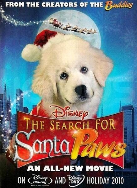 В поисках Санта Лапуса - (The Search for Santa Paws)