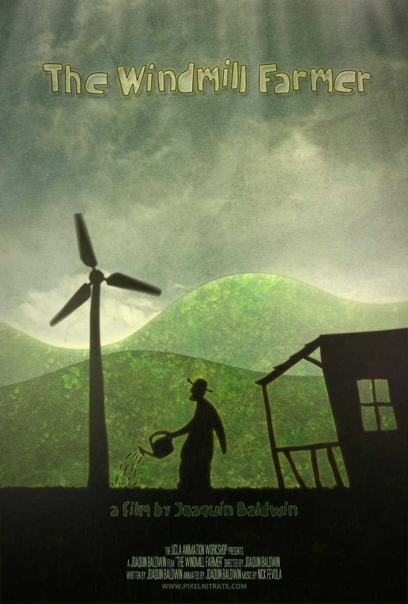 Фермер ветряной мельницы - (The Windmill Farmer)