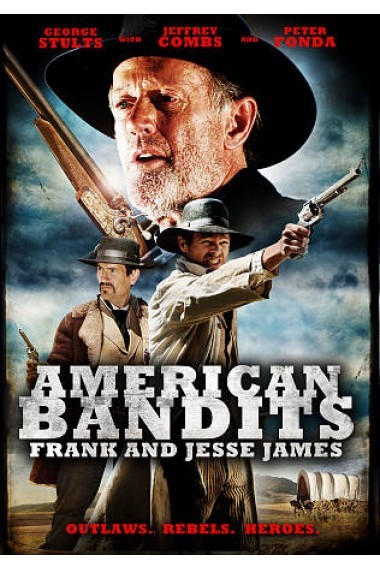 Американские бандиты: Фрэнк и Джесси Джеймс - (American Bandits: Frank and Jesse James)
