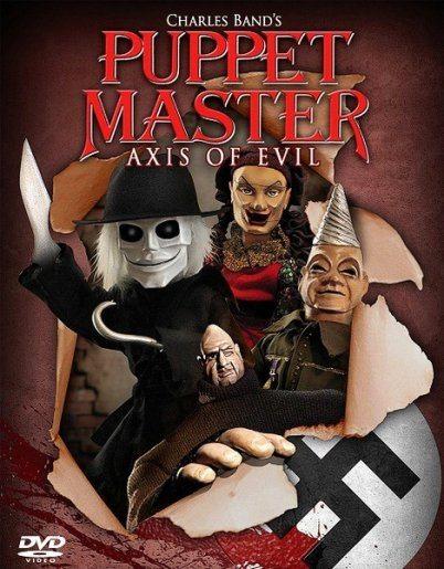 Повелитель кукол: Ось зла - (Puppet Master: Axis of Evil)