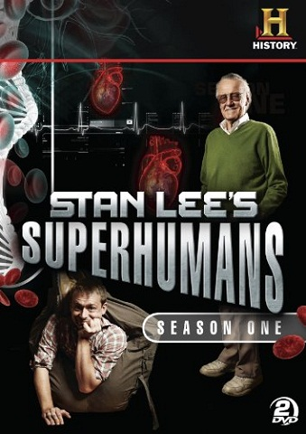 Discovery: Сверхлюди Стэна Ли - (Stan Lee's Superhumans)