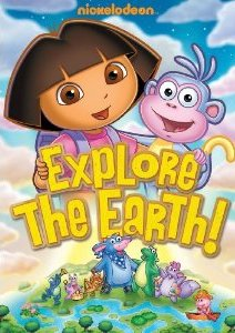 ���� ���������������: �������� ����� - (Dora the Explorer: Explore the Earth)