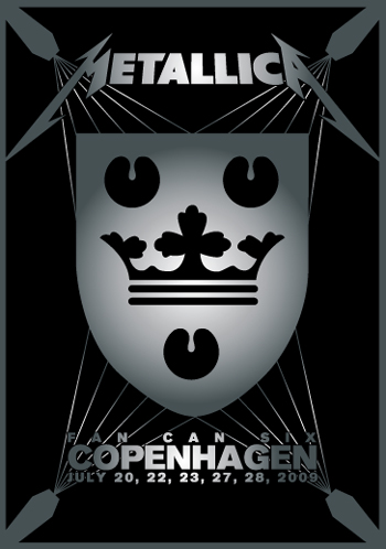 Metallica: Fan Can Six, Copenhagen