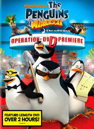 Пингвины Мадагаскара: Операция ДВД - (The Penguins Of Madagascar: Operation DVD Premiere)