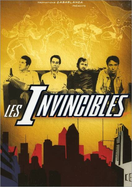 Непобедимые - (Les Invincibles)