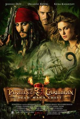��������� ������ 2 - �������-�������� - (Pirates of the Caribbean)
