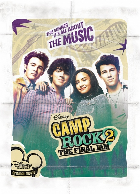 Рок в летнем лагере 2 - (Camp Rock 2: The Final Jam)