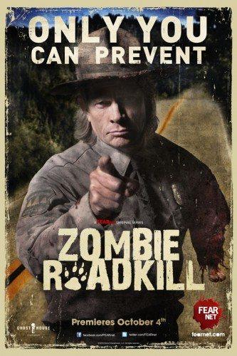 Зомби с дороги (Дорожные зомби) - (Zombie Roadkill)