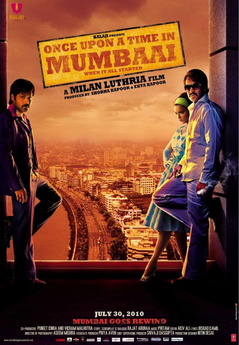 Однажды в Мумбаи - (Once Upon a Time in Mumbaai)