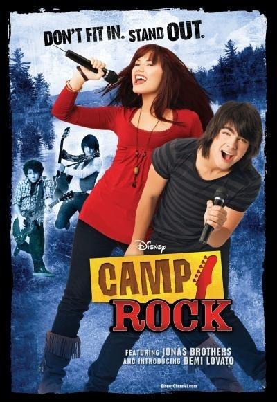 Рок в летнем лагере - (Camp Rock)