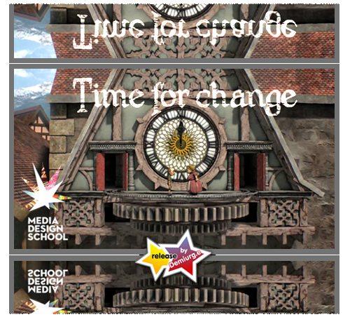 Время перемен - (Time for change)
