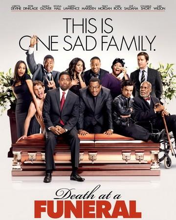 Смерть на похоронах - (Death at a Funeral)